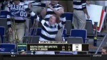 Un fan de North Florida bon pour l'asile de fou!!
