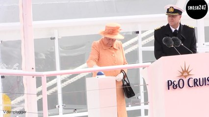 Queen Elizabeth II.: Modisch mal wieder stilecht königlich!