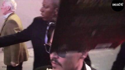 Johnny Depp: Unfall nach Dreharbeiten zu Fluch der Karibik!