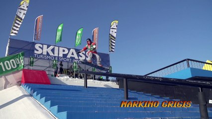 Skipass 2014 - The Cult of Snow - StreetFighter 2014