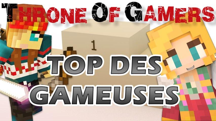 TOP 10 Gameuses : les nouvelles filles du gaming !