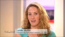 """""""Ce n'est pas parce qu'on n'est pas maquillée qu'on n'est pas féminine"""" Camille Muffat dans Thé ou café du 08/09/2012 [EXTRAIT]"""