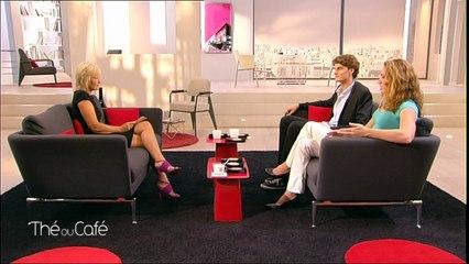 """""""Il n'y a que le travail qui paie"""" Camille Muffat et Yannick Agnel parlent du dopage - Thé ou café du 08/09/2012 [EXTRAIT]"""