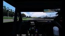 Audi A4 R9 DTM, Hockenheimring, Onboard, Assetto Corsa