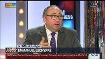Emmanuel Lechypre: Le faible nombre d'entreprises exportatrices fragilise la compétitivité française - 11/03