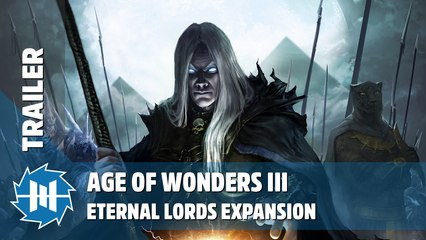 Age of Wonders III: Eternal Lords - Announce Trailer