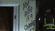 Man Arrested in 'My Wife is a Cheater' House Fire Case