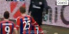 Franck Ribery Goal Bayern Munich 3 - 0 Shakhtar Champions League 11-3-2015