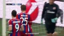 Franck Ribery Goal ~ Bayern Munich 3-0 Shakhtar  ~ 11  03  2015  ~ Champions League