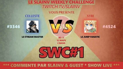 SWC-FR#1 : Celleste -VS- Xybi osu!STD