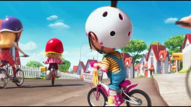 Minions - Short Funny Films : Training Wheels  - Full HD Movie
