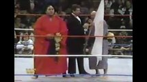 Road 2 Royal Rumble 94 Yokozuna vs The Undertaker Storyline Part 19