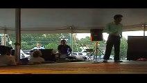 Daniel Lil D Shouse sings  Long Black Limousine  at Elvis Week 2006 (video)