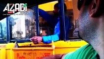 Civil Disobedience in Action - Pakistan Tehreek-e-Insaf - Tool Text Naka 2014