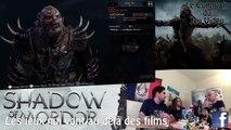 L'Ombre du Mordor et autres jeux au delà des films (Comptoir du jeu vidéo #7)