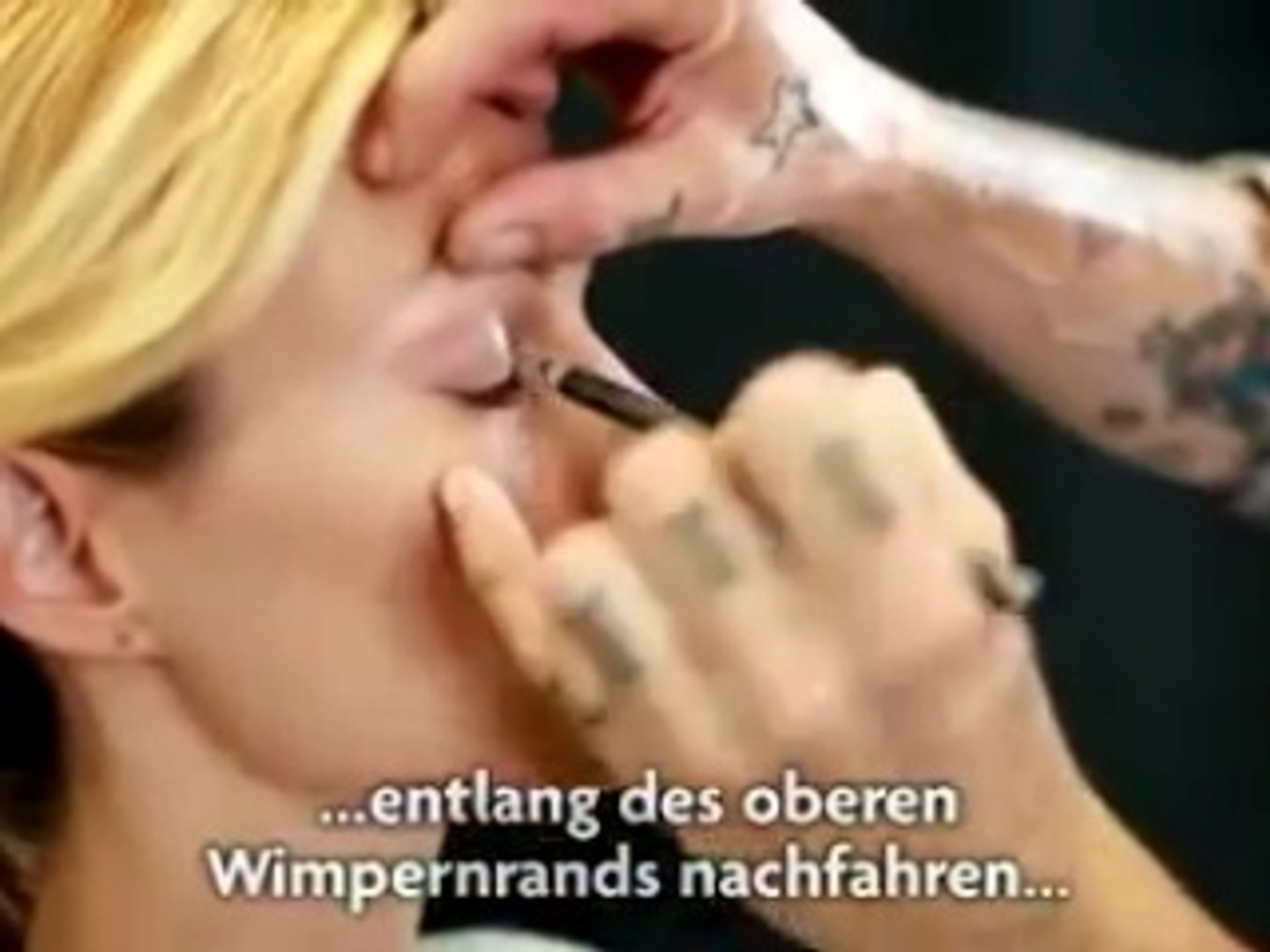 Makeup Artist Billy B and Hair Stylist Johnny Lavoy - Hair and Makeup Tutorial