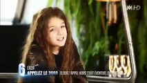 Erza Muqolli , 8 years old , sings 'la vie en rose' by Louis Armstrong - France's Got Talent