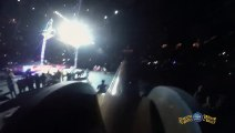 Human Cannonball POV film with a GoPro is terrifying!