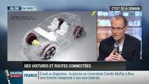 La chronique d'Anthony Morel : Des voitures et routes connectées: bientôt une réalité? - 12/03