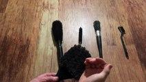 Brushes ASMR (whispers, brushing, tapping, binaural!)