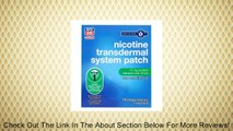 """Rite Aid """"Habitrol Take Control"""" Nicotine Transdermal System Patch ~ Step 1, 21 MG, Box of 14 opaque Stop Smoking patches Review"""