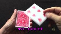 マピコ・マジック: アンビシャス・カード・トリック (0:48)