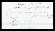 FSc Math Book2, Ch 3, LEC 20 Integration by Parts of Trigonometric Functions