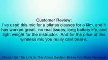 Audio-Technica ATR288W VHF Battery-Powered TwinMic Microphone System Review