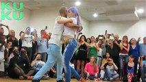 Kizomba Dance 2015 ALBIR AND SARA samba KUKU kizomba danse