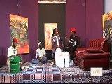 Ngonal reçoit en 1er Partie, le Rappeur Nigger Jah - 11 mars 2015