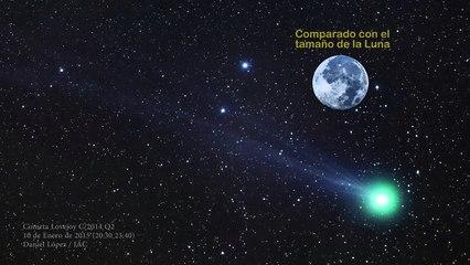 Cometa Lovejoy C-2014Q2 10115