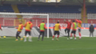 Mersin İdmanyurdu Eskişehirspor Maçı Hazırlıklarını Sürdürdü