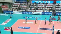 V-League: Korea Expressway vs. KGC, OK Savings Bank vs. Samsung Hwajae