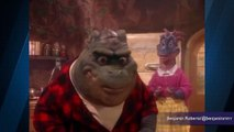 Watch Earl Sinclair from 'Dinosaurs' Slay Notorious BIG's 'Hypnotize'