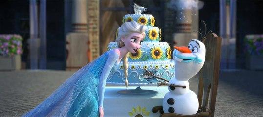 LA REINE DES NEIGES: Une fête givrée - Bande-annonce / Trailer [VF|HD] [NoPopCorn] (Frozen Fever)