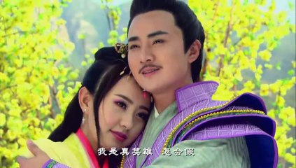 隋唐英雄5 第36集 Heros in Sui Tang Dynasties 5 Ep36