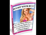 Boost Your Bust - Natural breast enhancement