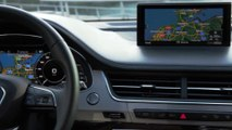 Audi Q7 e-tron quattro Interior Design