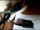 3.7V Li-ion Battery Charger Case for SJ4000 Sport Camera