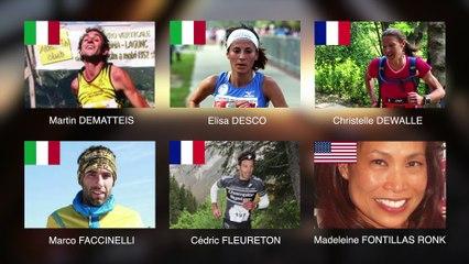 LA VERTICALE - Liste des Participants
