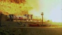 NASA alista sus cohetes para viaje a Marte