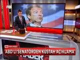 Amerikalı senatörden küstah açıklama Başkan olursa Türk toprağını verecekmiş
