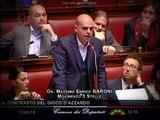 Gioco d'azzardo, Massimo Enrico Baroni (M5S): fate le leggi sottobanco - MoVimento 5 Stelle