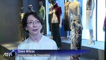 Londres: exposition consacrée à Alexander McQueen