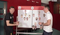 Gerrard and Carragher pick their teams for the LFC charity match