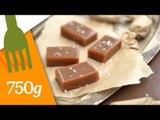 Recette de Caramels mous au beurre salé - 750 Grammes