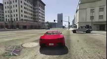 GTA V : Ce mec Meurt d'une Façon vraiment ATTROCE