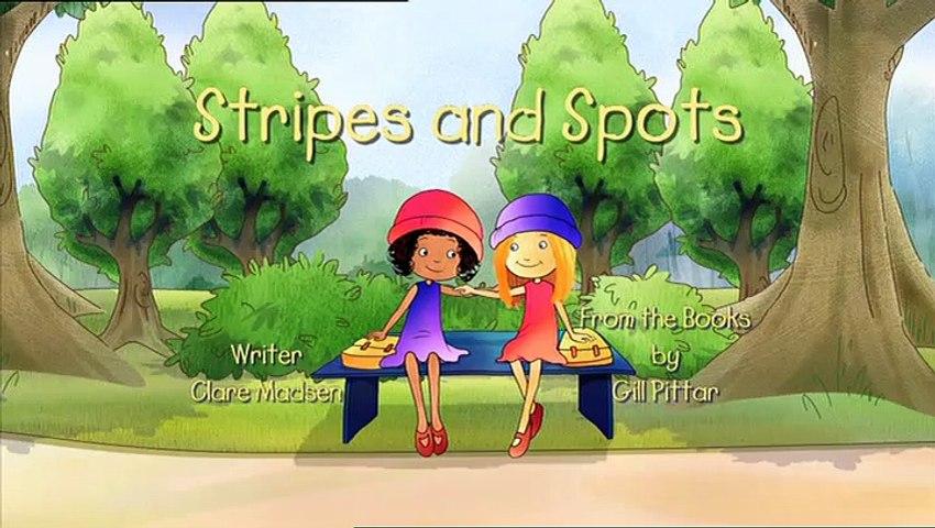 Milly Molly | Stripes & Spots | S2E17