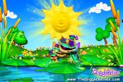 Mr. Sun, Sun, Mister Golden Sun  Nursery Rhymes   Rocking Kid Songs w  The GiggleBellies