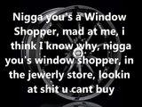 Window Shopper- 50 Cent -Lyrics